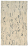 Trans-Ocean Fuji 8202/12 Mirage Grey Closeout Area Rug