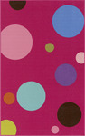 Dalyn 4Ever Young FV2 Fuchsia Closeout Area Rug