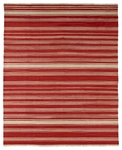 Peel & Company Kilim FWK-01 Red Closeout Area Rug