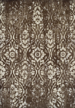 Dalyn Gala GA3 Chocolate Area Rug