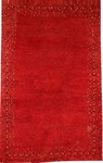 Kalaty Red Desert GB-212 Wine Closeout Area Rug