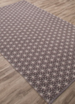 Jaipur Graphic GBP06 Angler Plum Kitten & Silver Cloud Closeout Area Rug