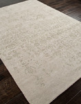 Jaipur Geode GE04 Scroll Glacier Gray & Flint Gray Closeout Area Rug