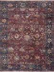 Loloi Giada GIA02 GRAPE / MULTI Area Rug