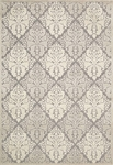Nourison Graphic Illusions GIL08 IV Ivory Closeout Area Rug