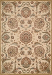 Nourison Graphic Illusions GIL17 BGE Beige Closeout Area Rug