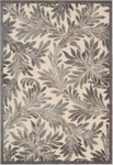 Nourison Graphic Illusions GIL19 IV Ivory Closeout Area Rug