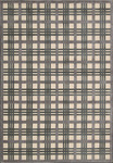 Nourison Graphic Illusions GIL20 IVTAU Ivory/Taupe Closeout Area Rug