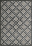 Nourison Graphic Illusions GIL21 GRY Grey Closeout Area Rug
