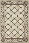 Dalyn Galleria GL11 Ivory Closeout Area Rug - Spring 2012