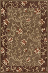 Dalyn Galleria GL3 Tobacco Closeout Area Rug