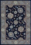 Dalyn Galleria GL5 Navy Closeout Area Rug
