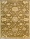 Nourison Grand Estate GRA03 TOB Tobacco Closeout Area Rug