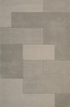 Calvin Klein Home Bowery GRID WISP Closeout Area Rug