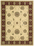 Nourison Golden Saga GS08 IV Ivory Closeout Area Rug