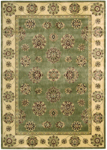 Nourison Golden Saga GS09 GRE Green Closeout Area Rug