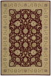 Nourison Eastern Gate GT01 BUR Burgundy Closeout Area Rug