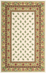 Nourison Country Heritage H304 IV Ivory Closeout Area Rug