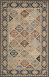 Nourison Country Heritage H505 MTC Multi Closeout Area Rug
