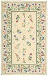 Nourison Country Heritage H611 IV Ivory Closeout Area Rug