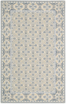Nourison Country Heritage H692 BL Blue Closeout Area Rug