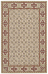 Nourison Country Heritage H692 GLD Gold Closeout Area Rug
