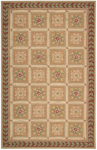 Nourison Country Heritage H695 BGE Beige Closeout Area Rug