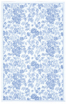 Nourison Country Heritage H701 IVB Ivory/Blue Area Rug
