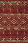 Momeni Habitat HB-10 Red Closeout Area Rug