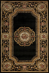 Momeni Harmony HA-12 Black Closeout Area Rug