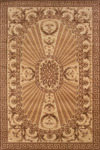 Momeni Harmony HA-15 Light Brown Closeout Area Rug