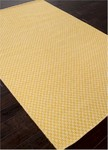 Jaipur Highlanders HL11 Luca Bright Yellow/White Closeout Area Rug