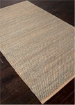 Jaipur Himalaya HM17 Diagonal Weave Deep Jungle & Almond Bluff Area Rug