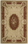 Nourison Heritage Savonnerie HS02 GLD Burgundy Closeout Area Rug