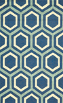 Feizy Hastings 4246F Atlantic Closeout Area Rug