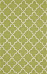 Feizy Hastings 4248F Green Closeout Area Rug