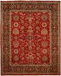 Designer Series DS08O04 Herbal Red Oushak Rug