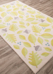 Jaipur Iconic IBP02 Foliage Birch & Citronelle Closeout Area Rug