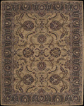 Nourison India House IH17 GLD Gold Closeout Area Rug