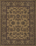 Nourison India House IH19 GLD Gold Closeout Area Rug