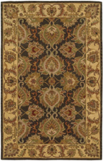 Nourison India House IH59 GRE Green Closeout Area Rug