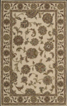 Nourison India House IH73 IV Ivory Closeout Area Rug