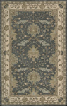 Nourison India House IH75 BL Blue Area Rug