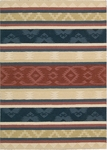 Nourison India House IH84 MTC Multi Closeout Area Rug