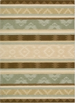 Nourison India House IH84 SAG Sage Closeout Area Rug