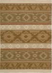 Nourison India House IH85 CAM Camel Closeout Area Rug