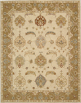 Nourison India House IH87 IGD Ivory/Gold Closeout Area Rug