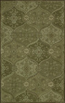 Nourison India House IH88 GRE Green Closeout Area Rug