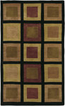 Surya Mugal IN-8005 Black Closeout Area Rug - Fall 2010