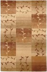Surya Mugal IN-8084 Chocolate Closeout Area Rug